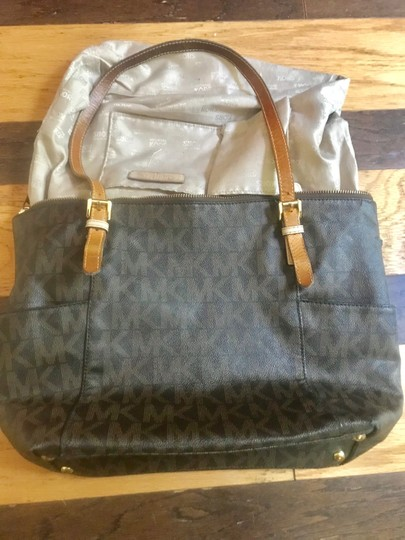 Michael Kors Collection Tote in brown Image 5