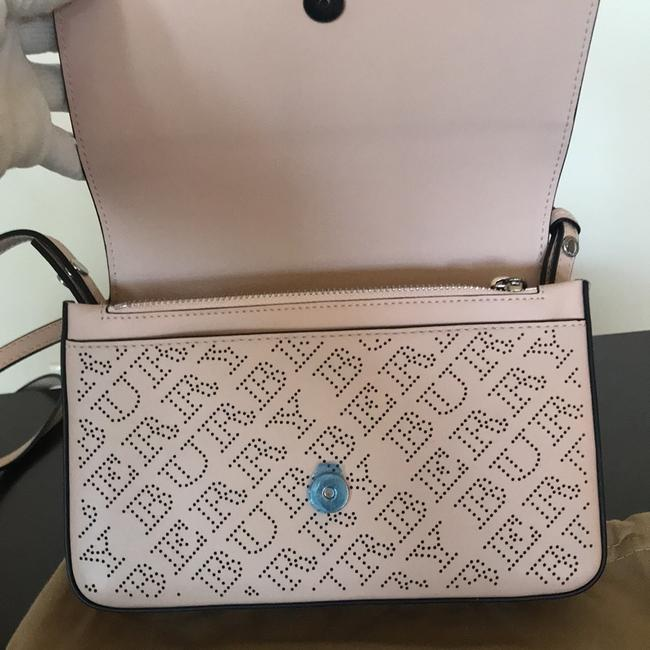 Burberry Pale Fawn Pink Leather Shoulder Bag Burberry Pale Fawn Pink Leather Shoulder Bag Image 10