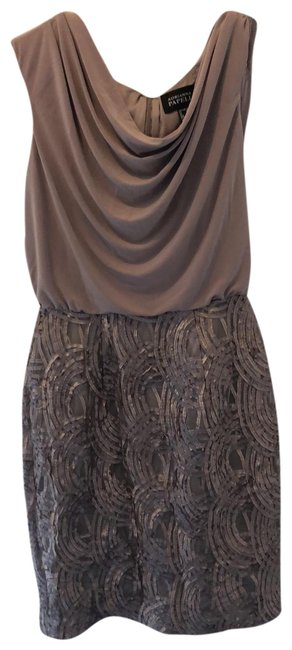 Preload https://img-static.tradesy.com/item/25946466/adrianna-papell-taupe-new-without-tags-formal-short-cocktail-dress-size-4-s-0-1-650-650.jpg