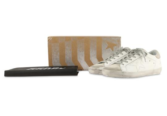Golden Goose Deluxe Brand White Athletic Image 11