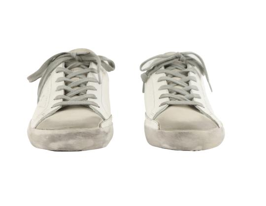 Golden Goose Deluxe Brand White Athletic Image 5