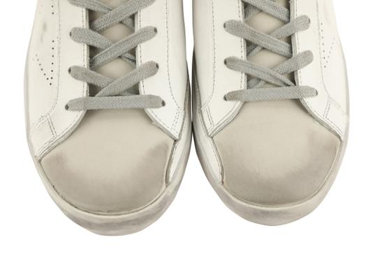 Golden Goose Deluxe Brand White Athletic Image 6
