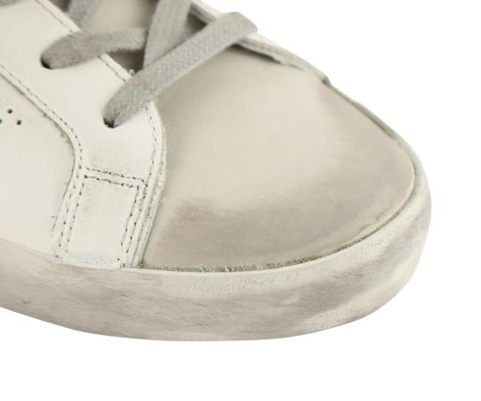 Golden Goose Deluxe Brand White Athletic Image 8