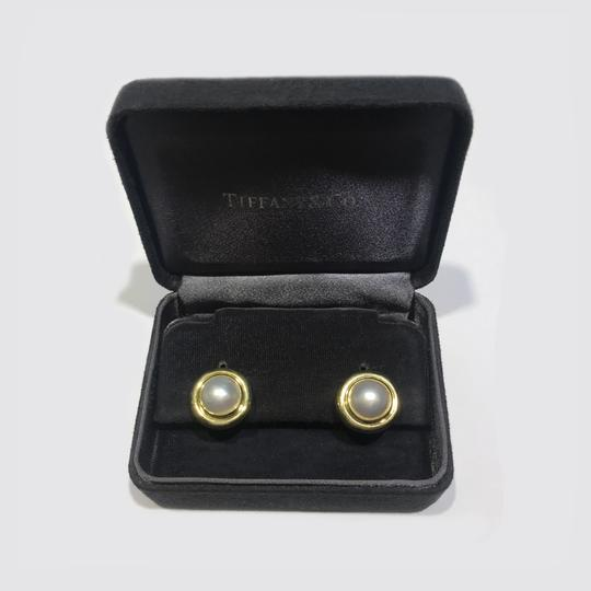 Tiffany & Co. Paloma Picasso Mother Of Pearl Earrings Image 3