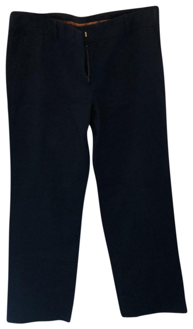 Item - Navy Linen Slacks Pants Size 10 (M, 31)