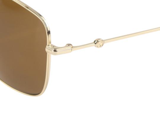 Gucci Square Metal Frame Image 6
