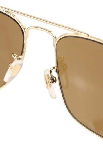 Gucci Square Metal Frame Image 7