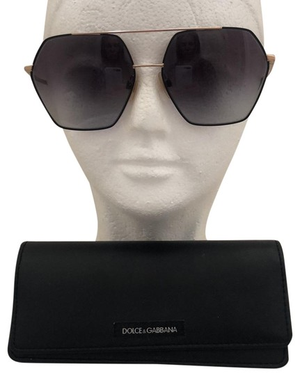 Preload https://img-static.tradesy.com/item/25946643/dolce-and-gabbana-gold-dolce-and-cabbana-sunglasses-0-6-540-540.jpg
