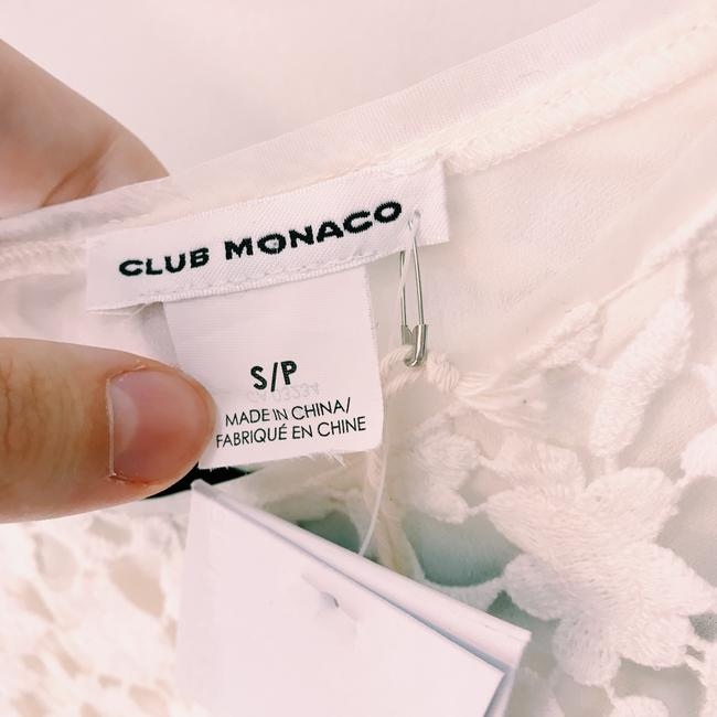Club Monaco Top White Image 4