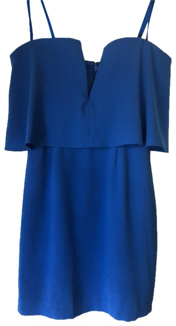 Preload https://img-static.tradesy.com/item/25946751/bcbgmaxazria-blue-short-cocktail-dress-size-2-xs-0-1-650-650.jpg