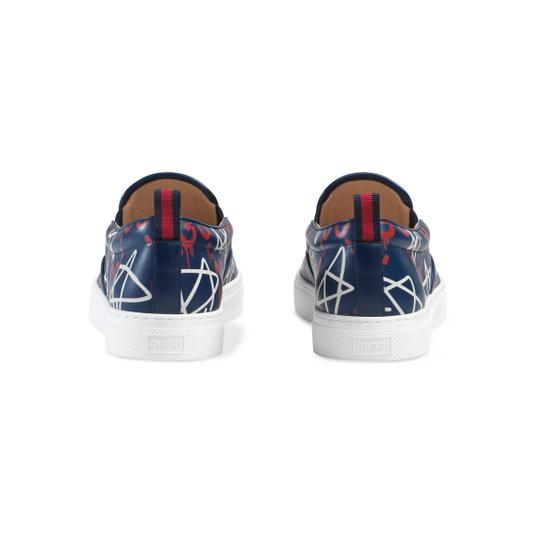 Gucci Blue Athletic Image 2
