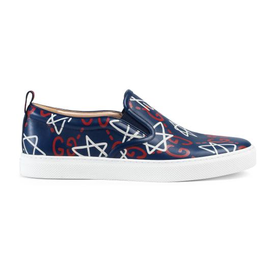 Gucci Blue Athletic Image 1