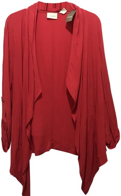 Preload https://img-static.tradesy.com/item/25946809/rambling-red-jacket-ponchocape-size-14-l-0-1-650-650.jpg