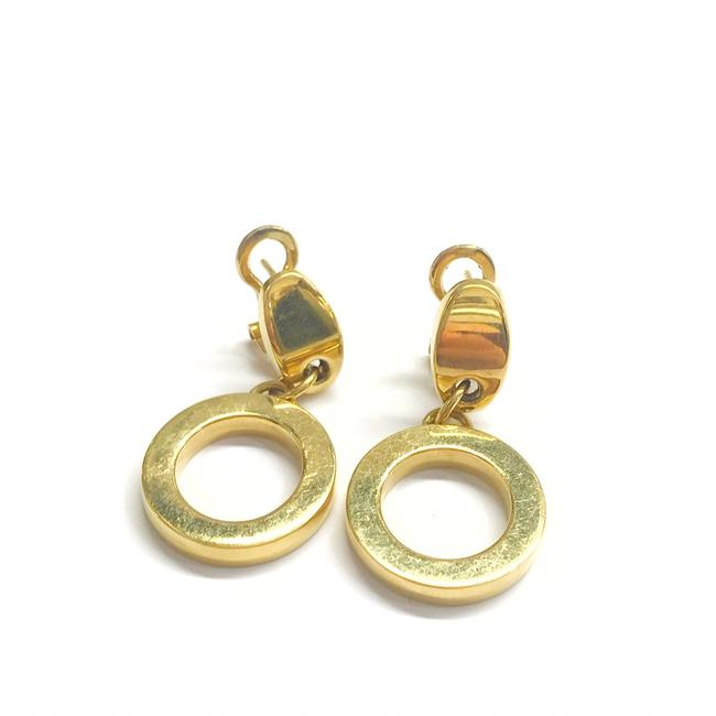 Estate Collection 18 Karat Yellow Gold Earrings Estate Collection 18 Karat Yellow Gold Earrings Image 1