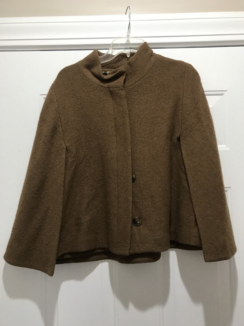 CHICO'S BREVITY. BROWN Jacket Image 2