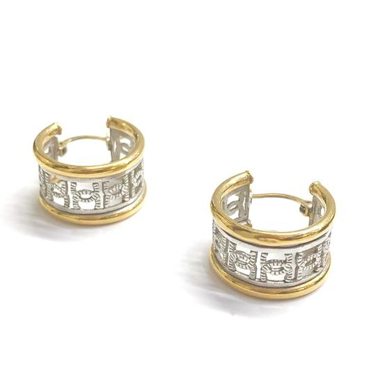 Preload https://img-static.tradesy.com/item/25946855/estate-collection-14-karat-yellow-gold-and-14-karat-white-gold-designed-look-earrings-0-0-540-540.jpg