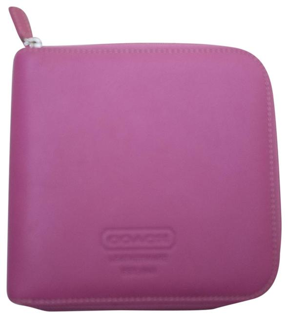 Item - Orchid Purple Leatherware Cd Holder Tech Accessory