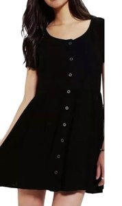 Evil Twin short dress Black on Tradesy