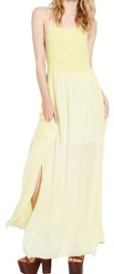 Yellow Maxi Dress by Somedays Lovin