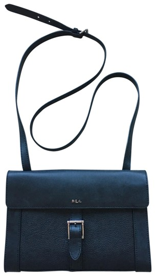 Preload https://img-static.tradesy.com/item/25947509/ralph-lauren-black-leather-cross-body-bag-0-1-540-540.jpg