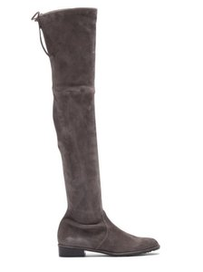 Stuart Weitzman Suede Over The Knee Lowland Date Night Hollywood Londra Boots