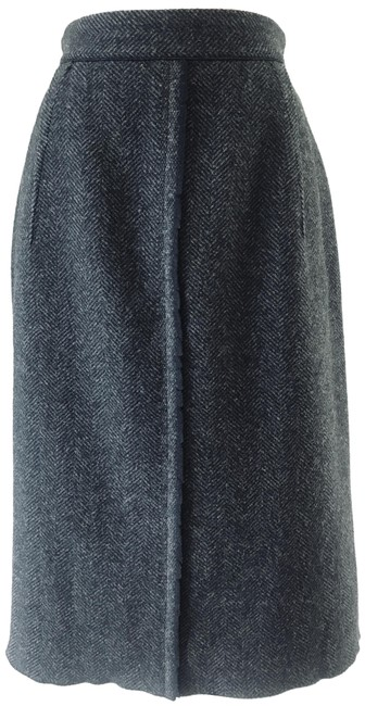Item - Grey Pencil Skirt Size 6 (S, 28)