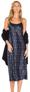 Navy Maxi Dress by Vince
