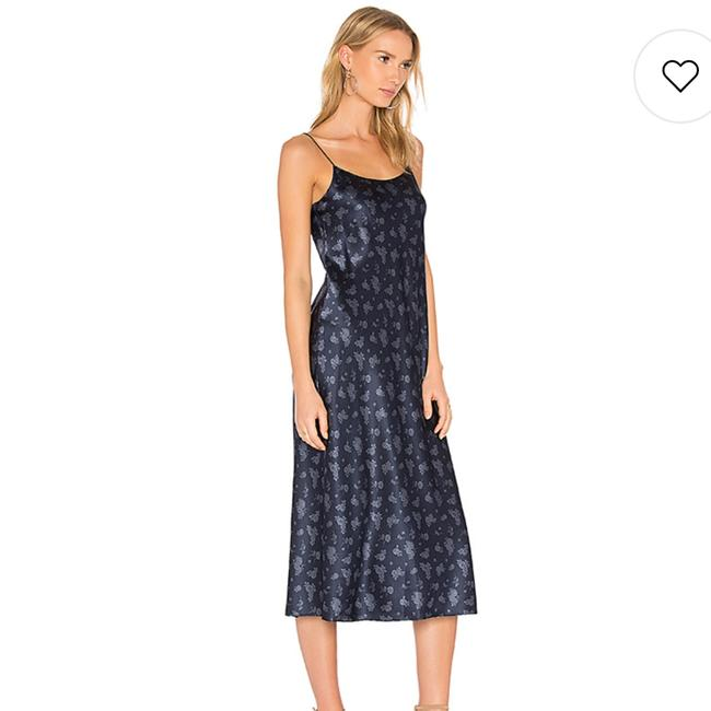 Navy Maxi Dress by Vince Image 2