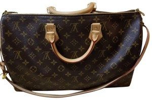 Louis Vuitton Louis Vuitton original print Travel Bag