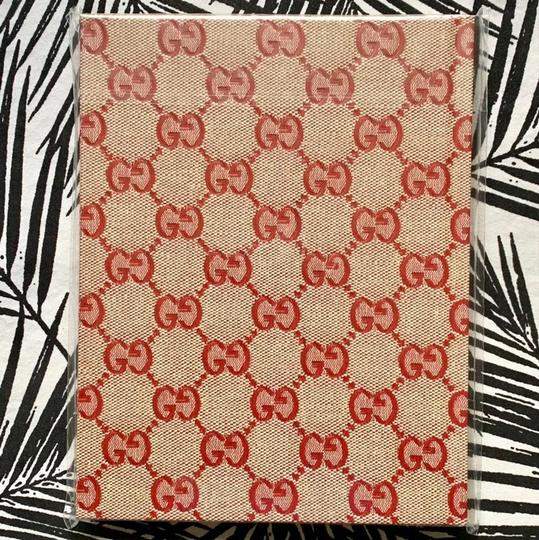 Gucci Notebook Image 1