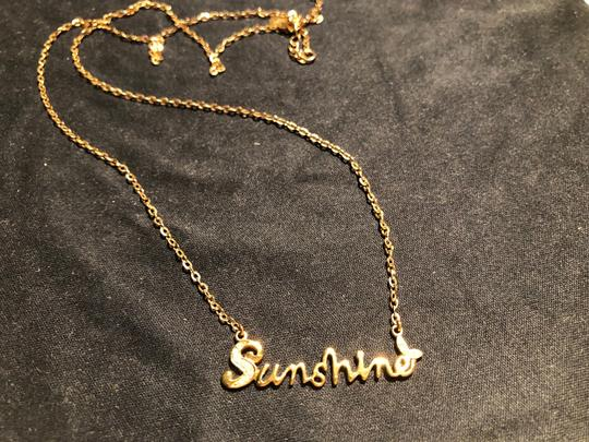 Preload https://img-static.tradesy.com/item/25948595/gold-18k-sunshine-with-diamond-accents-necklace-0-0-540-540.jpg