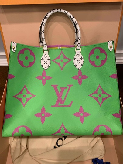 Louis Vuitton Classic Tote Shopper Shopping Leather Shoulder Bag Image 1
