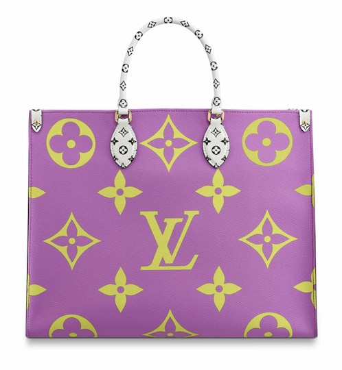 Louis Vuitton Classic Tote Shopper Shopping Leather Shoulder Bag Image 6