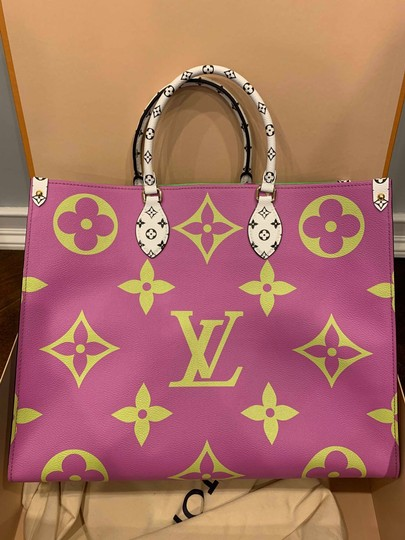 Louis Vuitton Classic Tote Shopper Shopping Leather Shoulder Bag Image 7