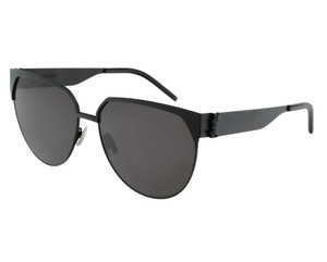 Saint Laurent NEW SAINT LAURENT MONOGRAM SL M43-001 BLACK/GREY SUNGLASSES