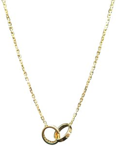Cartier Cartier Yellow Gold Diamond Love Necklace