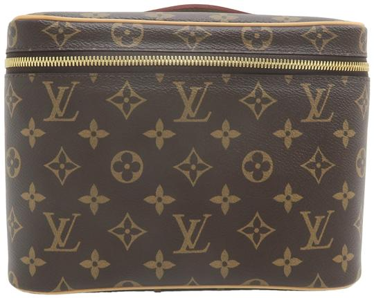 Preload https://img-static.tradesy.com/item/25949305/louis-vuitton-brown-beauty-case-nice-monogram-canvas-cosmetic-bag-0-1-540-540.jpg