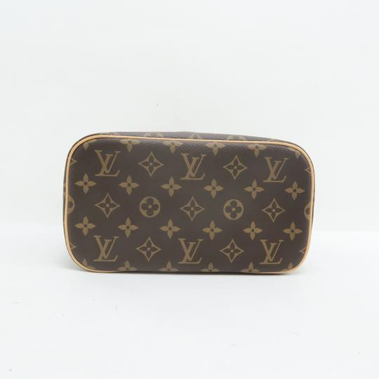 Louis Vuitton Beauty Case Nice Cosmetic Brown Monogram Canvas Image 5