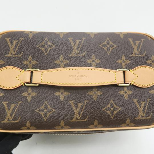 Louis Vuitton Beauty Case Nice Cosmetic Brown Monogram Canvas Image 7