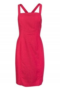 W by Worth short dress Day Coral Textured on Tradesy