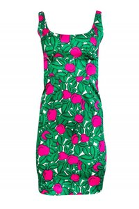 Diane von Furstenberg Graphic Dress