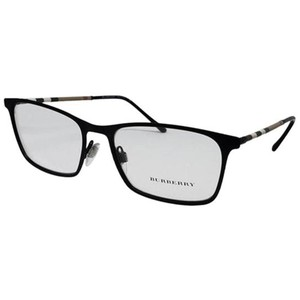Burberry Unisex Rectangular Eyeglasses