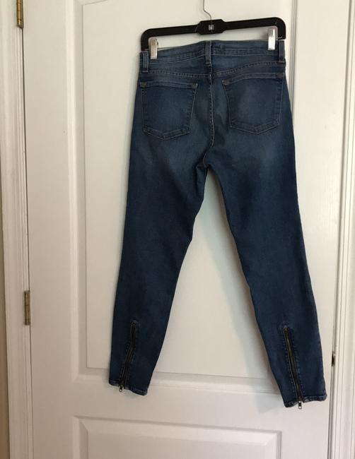 J Brand Straight Leg Jeans-Light Wash Image 2