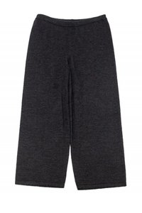 Eileen Fisher Casual Grey Cropped Wide Leg Pants