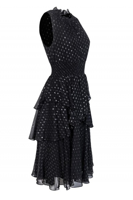 Rebecca Taylor Tiered Dress Image 1