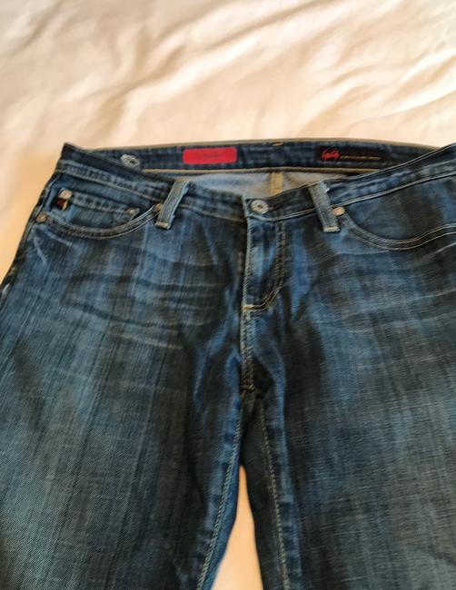 AG Adriano Goldschmied Denim Shorts-Light Wash Image 2