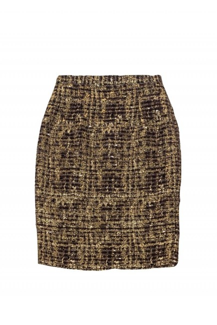 Item - Gold Skirt Size 00 (XXS)