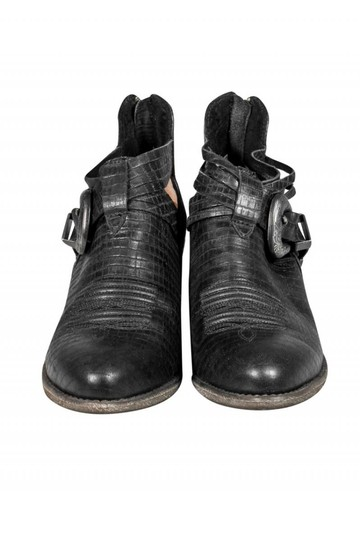 Ariat Western Leather black Boots Image 1