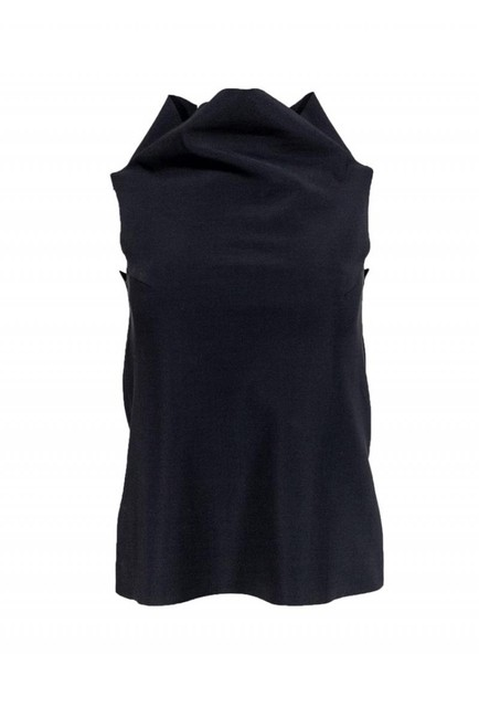 Maria Pinto Sleeveless Top black Image 0
