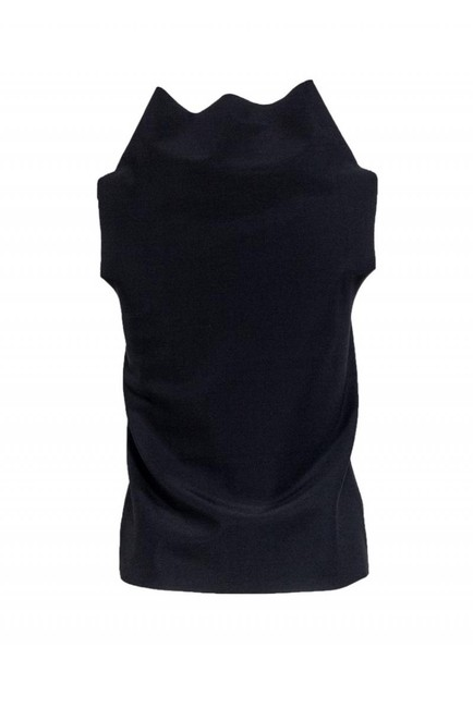 Maria Pinto Sleeveless Top black Image 2